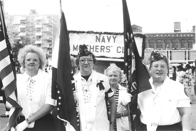 Navy-Mother's-Club